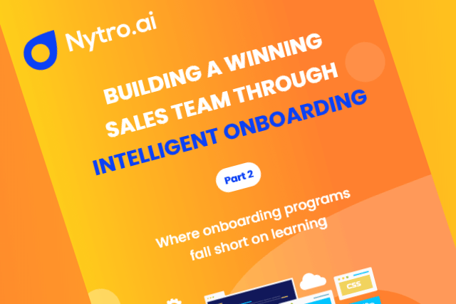 Where onboarding programs fall short on learning (Part 2)